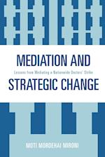 Mediation and Strategic Change