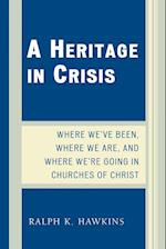A Heritage in Crisis