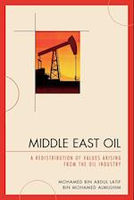 Middle East Oil