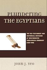 Plundering the Egyptians