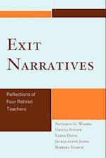 Exit Narratives