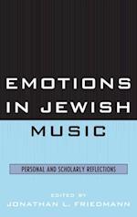 Emotions in Jewish Music