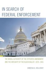 In Search of Federal Enforcement