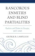 Rancorous Enmities and Blind Partialities af George R. Lamplugh