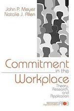 Commitment in the Workplace (Advanced Topics in Organizational Behavior, nr. 2)