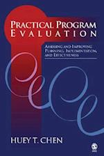 Practical Program Evaluation
