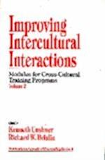 Improving Intercultural Interactions (MULTICULTURAL ASPECTS OF COUNSELING AND PSYCHOTHERAPY, nr. 8)