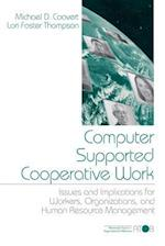 Computer Supported Cooperative Work af Michael D. Coovert