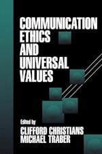 Communication Ethics and Universal Values af Clifford G. Christians
