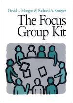 The Focus Group Kit af David L Morgan, Richard A Krueger