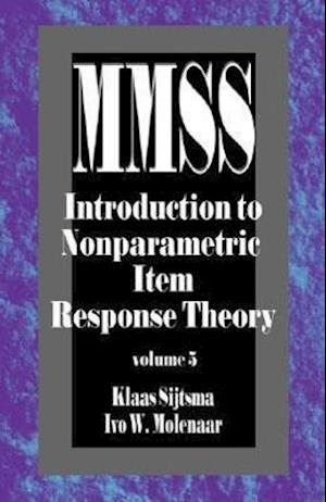 Introduction to Nonparametric Item Response Theory