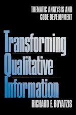 Transforming Qualitative Information