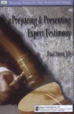 Preparing and Presenting Expert Testimony (Trauma Therapy)