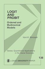 Logit and Probit (QUANTITATIVE APPLICATIONS IN THE SOCIAL SCIENCES, nr. 138)