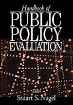 Handbook of Public Policy Evaluation