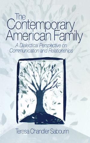 Bog, hardback The Contemporary American Family af Teresa Chandler Sabourin