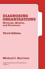 Diagnosing Organizations (Applied Social Research Methods, nr. 8)