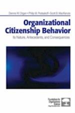 Organizational Citizenship Behavior af Philip Podsakoff, Scott Mackenzie, Dennis W Organ