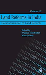 Land Reforms in India (Land Reforms in India, nr. 10)