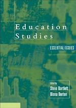 Education Studies af Steve Bartlett, Diana M Burton