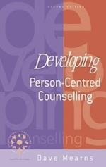 Developing Person-Centred Counselling (Developing Counselling Series)