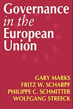 Governance in the European Union af Fritz W Scharpf, Gary Marks, Philippe C Schmitter