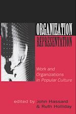 Organization-Representation af John Hassard, Ruth Holliday
