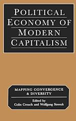 Political Economy of Modern Capitalism af Wolfgang Streeck, Colin Crouch