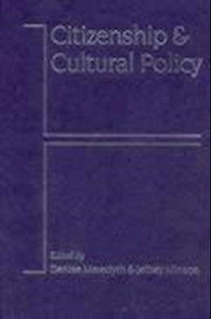 Citizenship and Cultural Policy