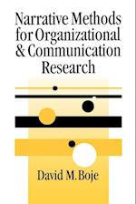 Narrative Methods for Organizational and Communication Research (Sage Series in Management Research)