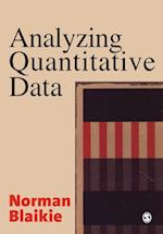 Analyzing Quantitative Data af Norman Blaikie
