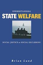Understanding State Welfare af Brian Lund