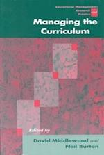 Managing the Curriculum af David Middlewood, Neil Burton