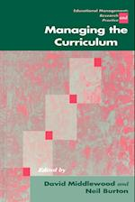 Managing the Curriculum af Neil Burton, David Middlewood