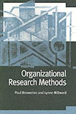 Organizational Research Methods