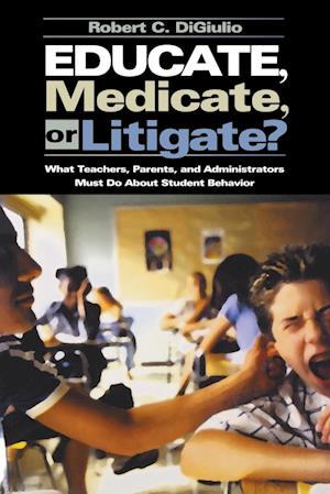Educate, Medicate, or Litigate?