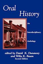 Oral History af David K. Dunaway, Willa K. Baum, American Association for State and Local
