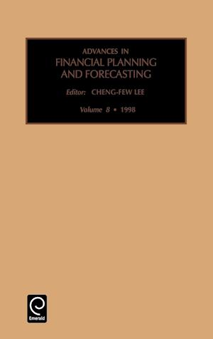 Advances in Financial Planning and Forecasting