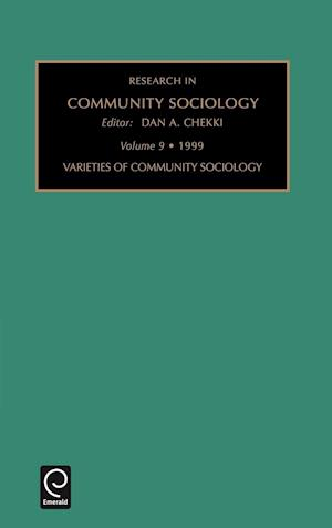 Research in Community Sociology