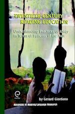 Twentieth Century Reading Education (ADVANCES IN READING/LANGUAGE RESEARCH, nr. 8)