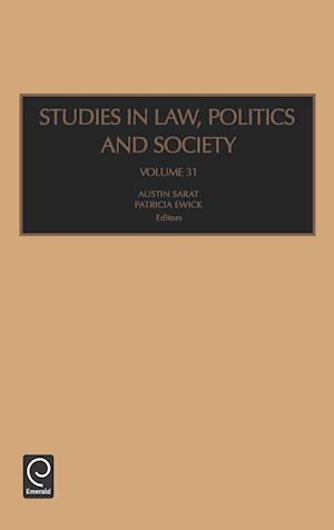 Studies in Law, Politics, and Society
