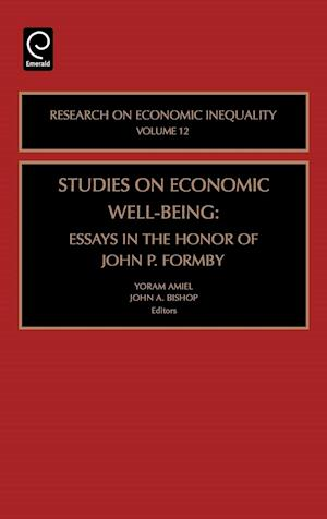 Studies on Economic Well-Being
