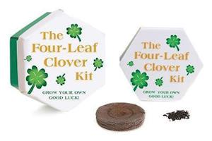 The Four Leaf Clover Kit [With Seeds & a Pot]