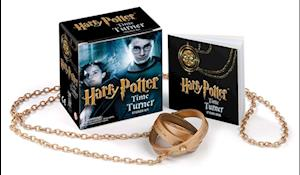 Bog, ukendt format Harry Potter Time Turner Sticker Kit af Running Press, Not Available