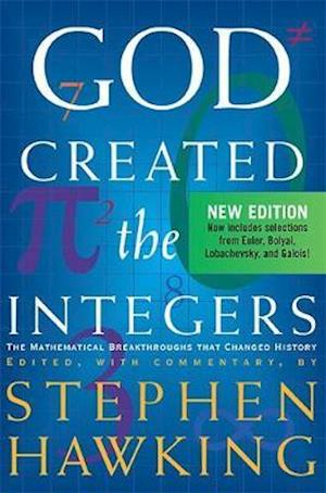 Bog paperback God Created the Integers af Stephen Hawking