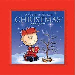 Bog, hardback Peanuts: A Charlie Brown Christmas Deluxe Ed af Charles M. Schulz