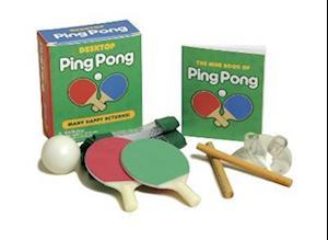 Bog ukendt format Desktop Ping Pong af Running Press Chris Stone