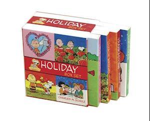 Bog, paperback Peanuts Holiday Box Set af Charles M Schulz