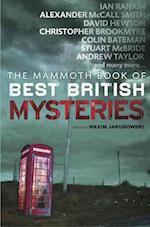 Mammoth Book of Best British Mysteries 8