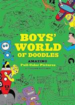 Boys' World of Doodles